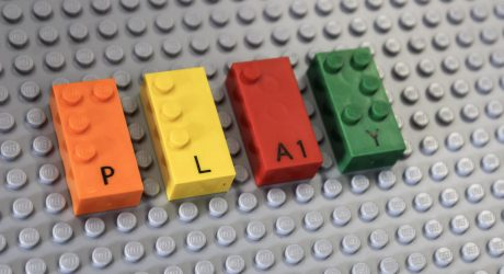 LEGO Launches Braille Bricks for Children to Learn Braille