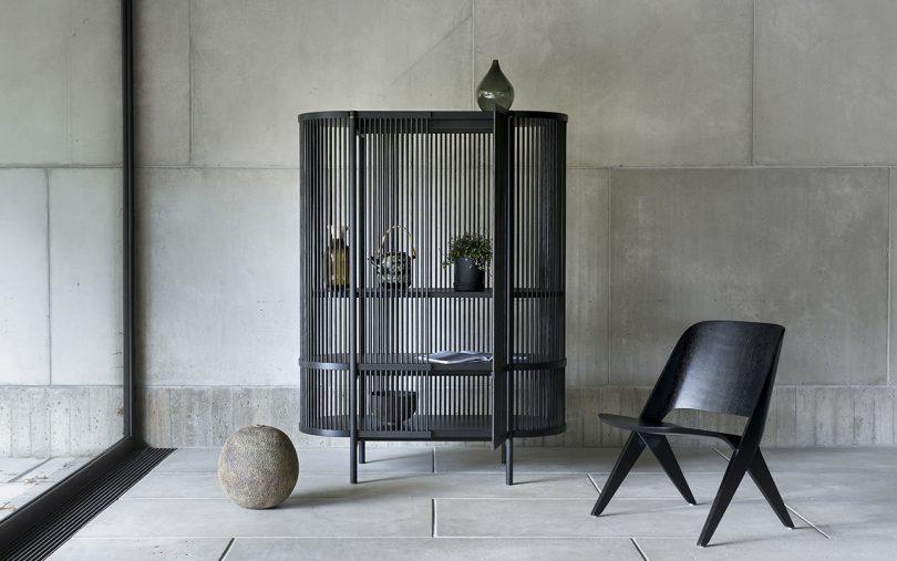The Bastone Collection Explores Ornament Versus Structure