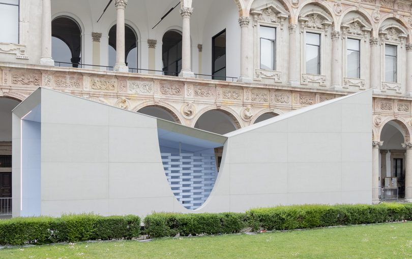 CIMENTO Unveils The Blue Passage Installation and Cimento Collection