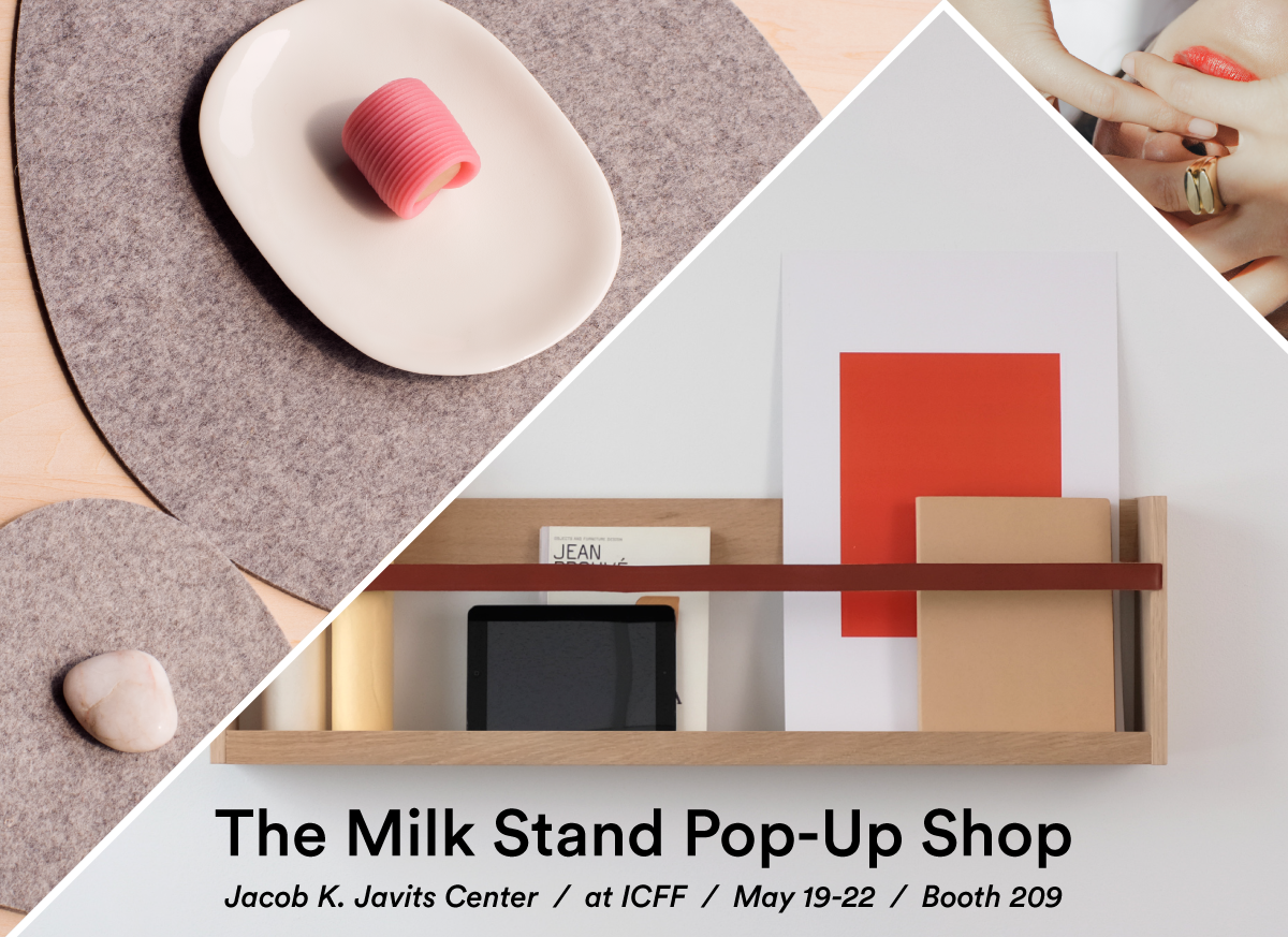 Here's What Design Milk Will Be up to During NYCxDESIGN