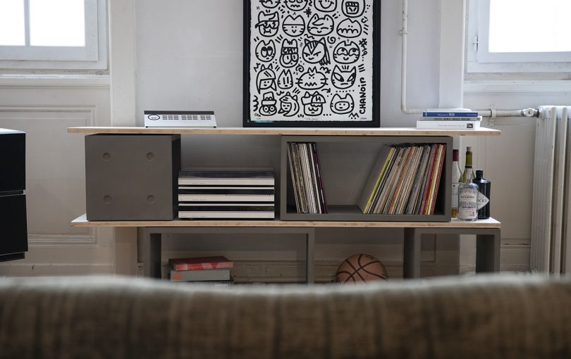 Dice: The High Fidelity Concrete Storage Solution