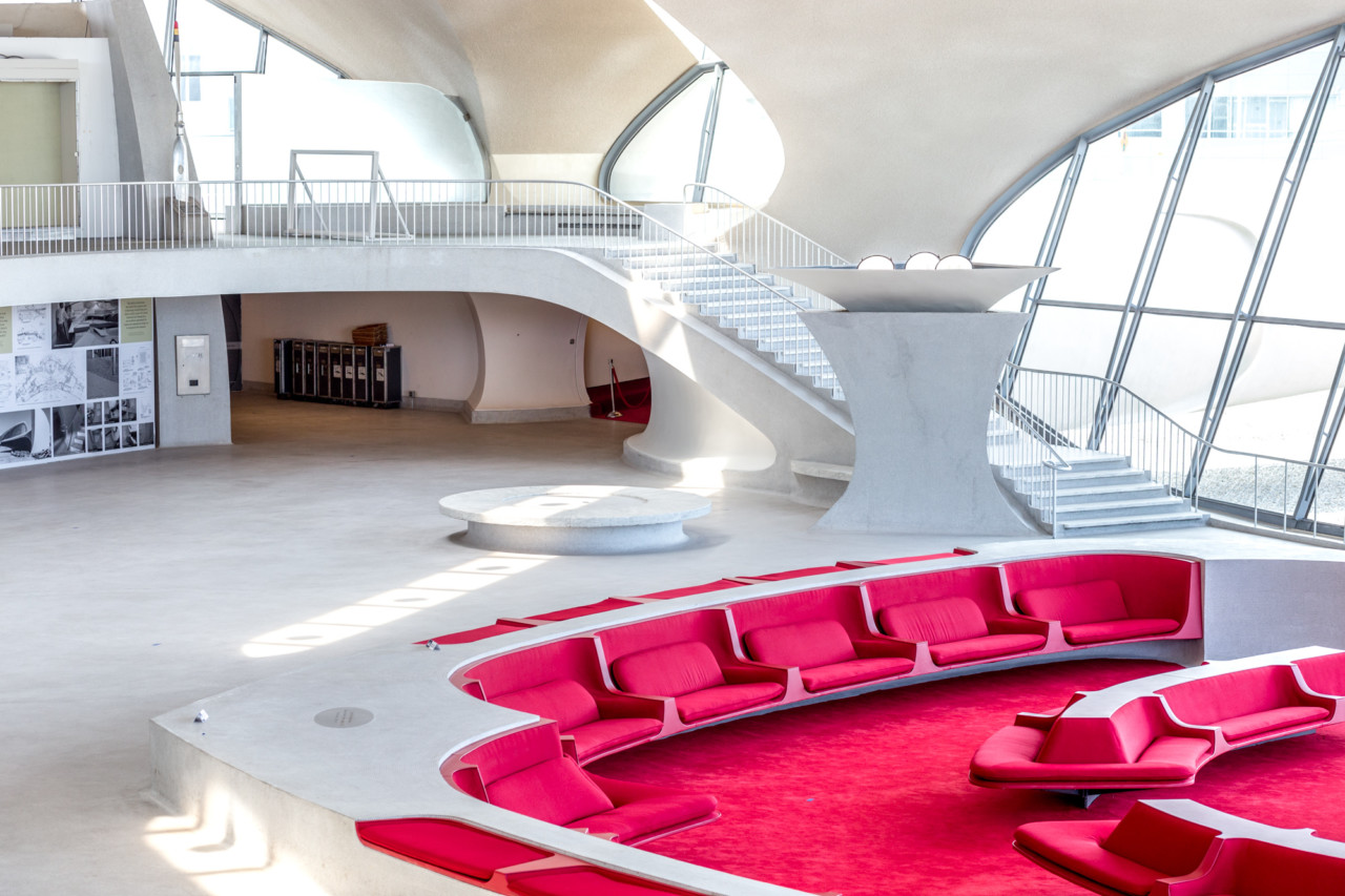 Inside JFK Airport's New TWA Hotel