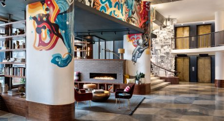 Boston's Revolution Hotel Brings Back the Culture of Innovation and Rebellion