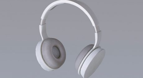 Korvaa Is the World's First Lab Grown Headphone