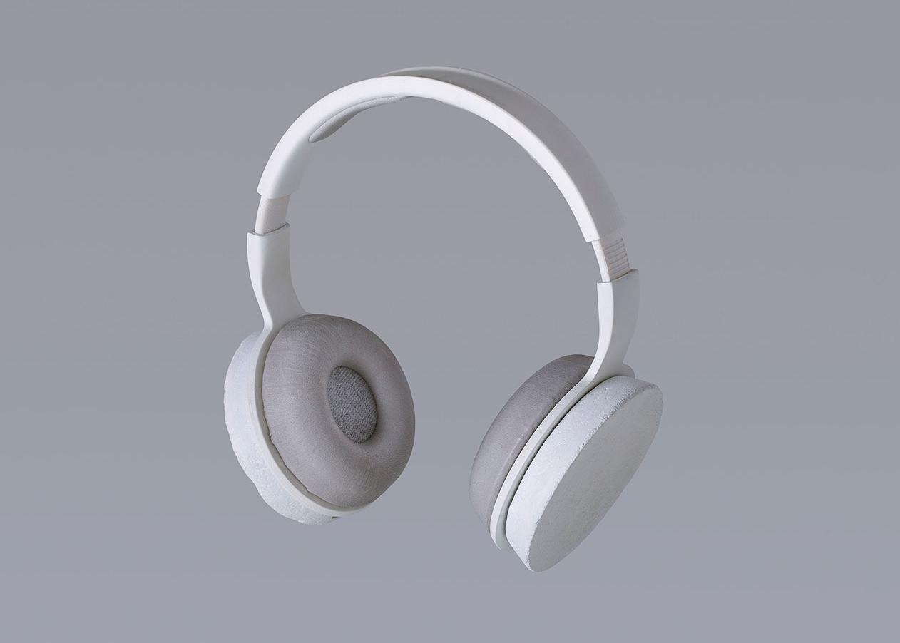 Korvaa Is the World's First Lab Grown Headphone