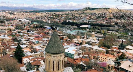 Design Milk Travels to… Tbilisi, Georgia