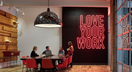 Vocon Completes a Redesign of its Cleveland Headquarters