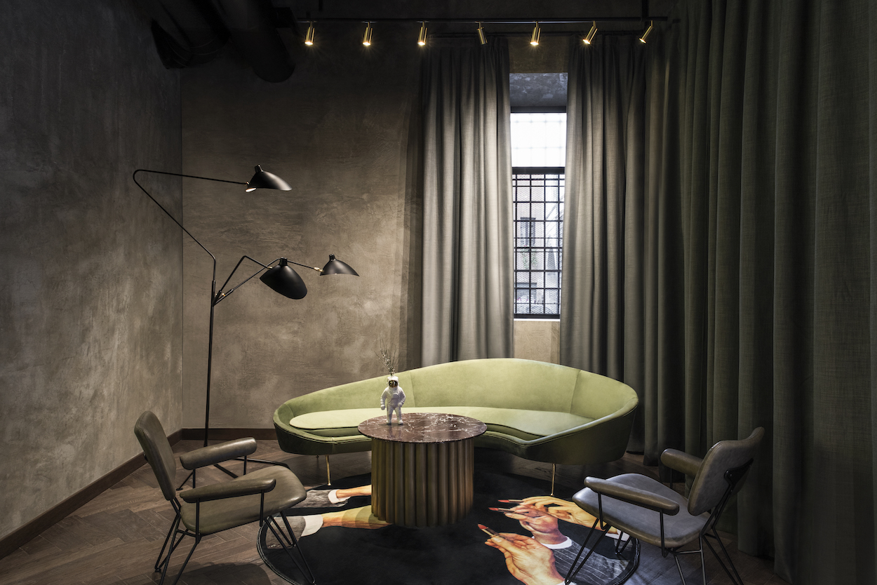 Chapter Roma by Tristan Plessis Studio