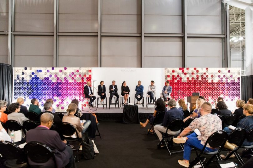 Charity, Fashion, and Design Converge at ICFF 2019