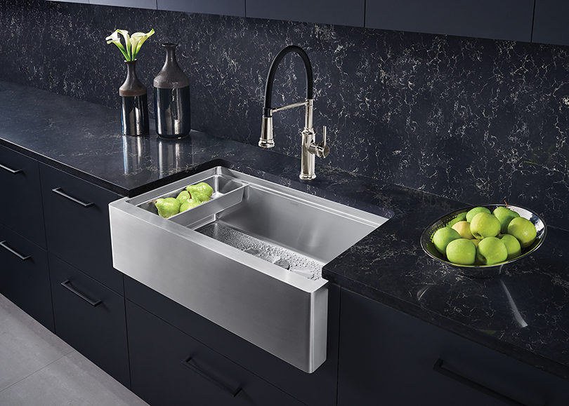 BLANCO Recreates the Classic Farmhouse Sink for Today\'s ...