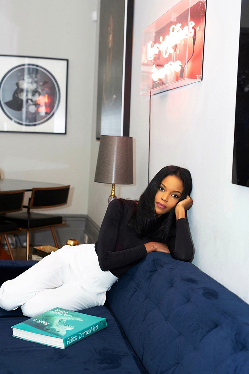 Friday Five with Mimi Shodeinde