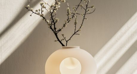 Foscarini's Madre Lamp Is Inspired by Ancient Fertility Vases