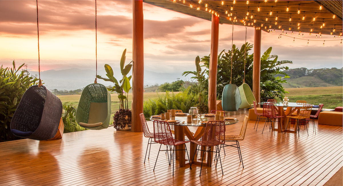 Kinkára: Sophisticated Design-Forward Camping in Costa Rica