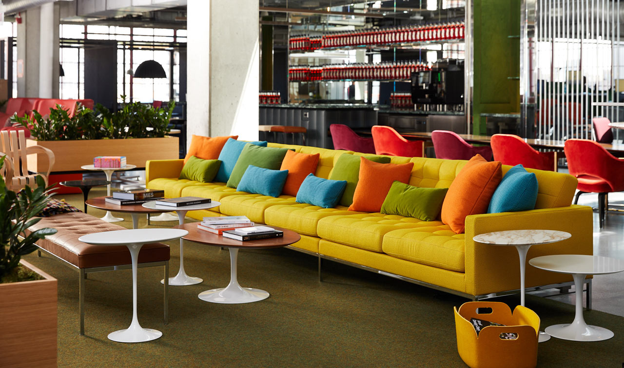 Knoll Unveils New Chicago Showroom at Fulton Market