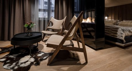 Haawe Hotel: Themed Rooms Inspired by the Nature of Lapland