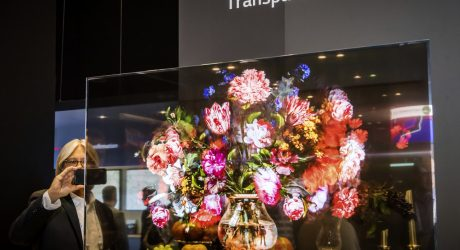 LG's Transparent OLED Technology Was Clearly the Winner at InfoComm 2019