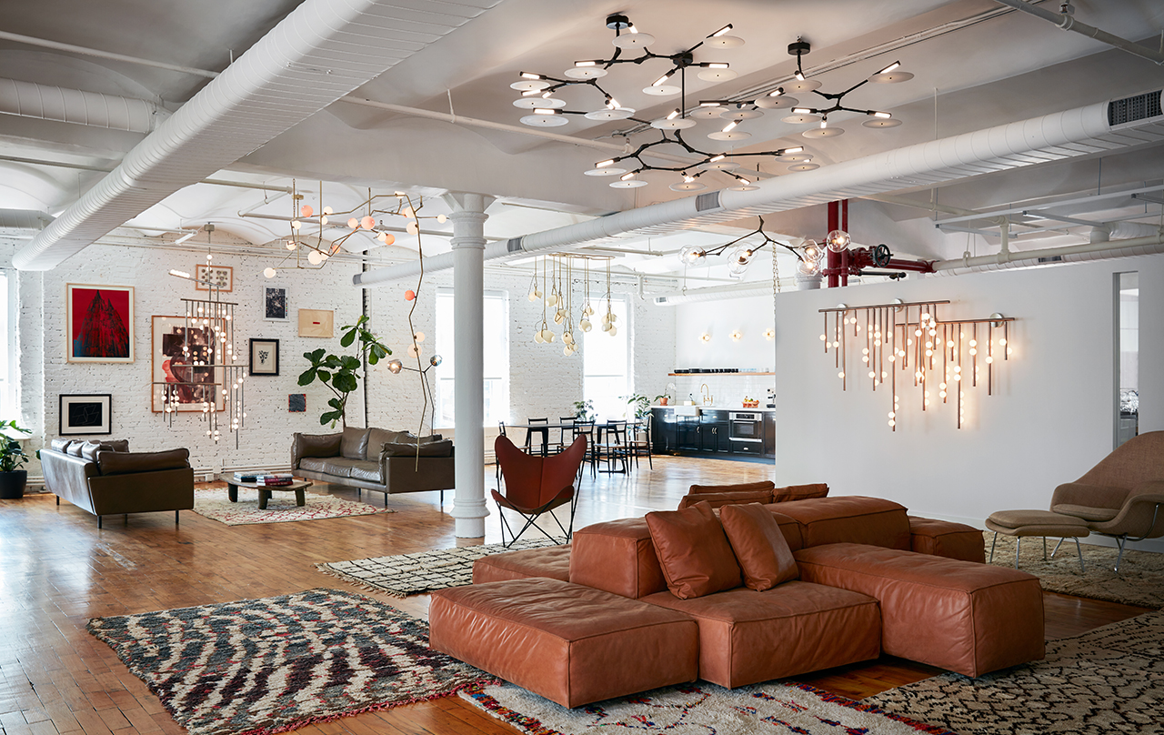 Lindsey Adelman Unveils a New Showroom in NoHo