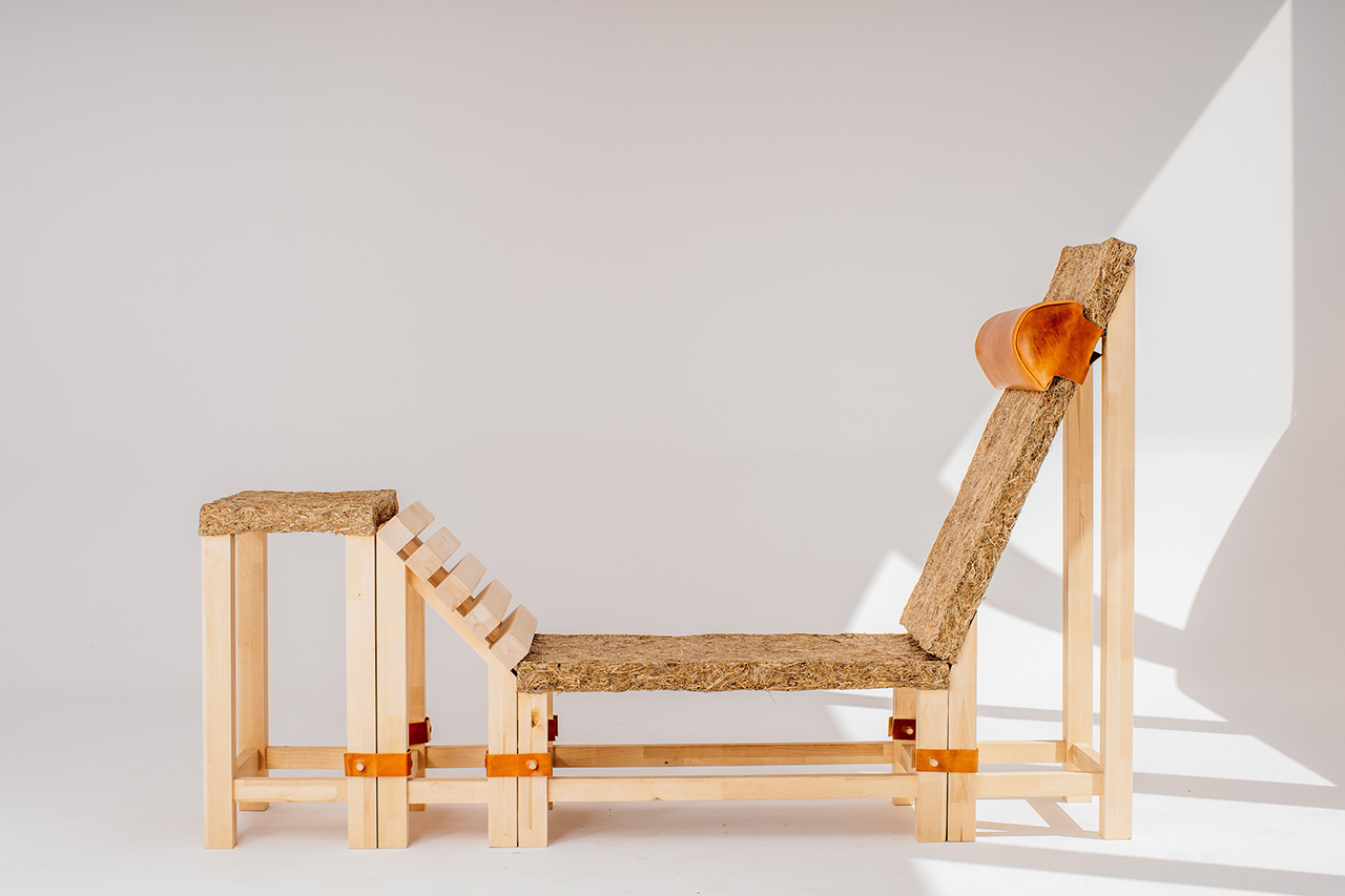 Malgorzata Blachuta's Klapniok Alternative Natural Seat