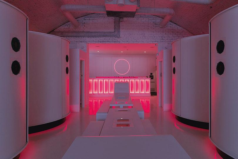 East London's OTHERWORLD Virtual Reality Arcade