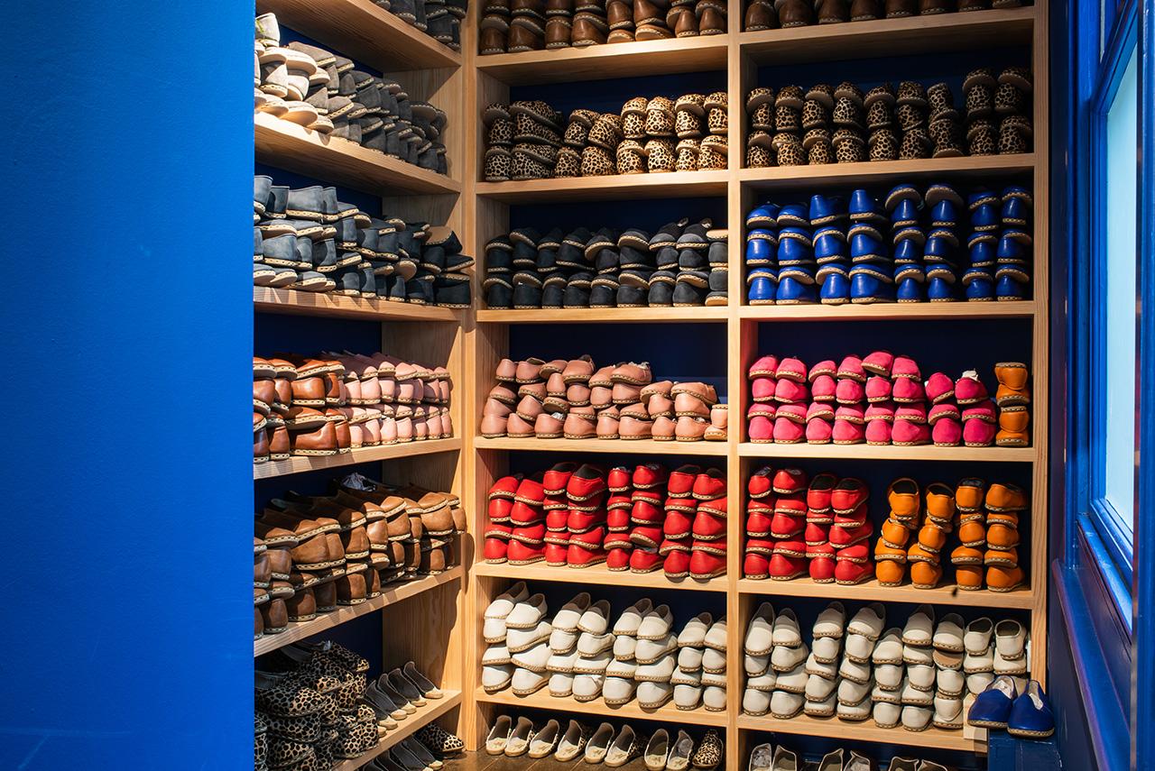 How Sabahs Shoes Became Sabah House