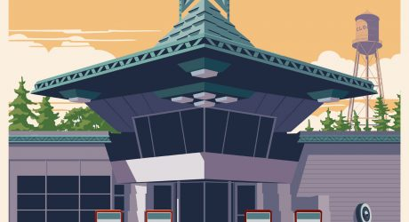 Spoke Art Gallery and Frank Lloyd Wright Foundation Present Timeless