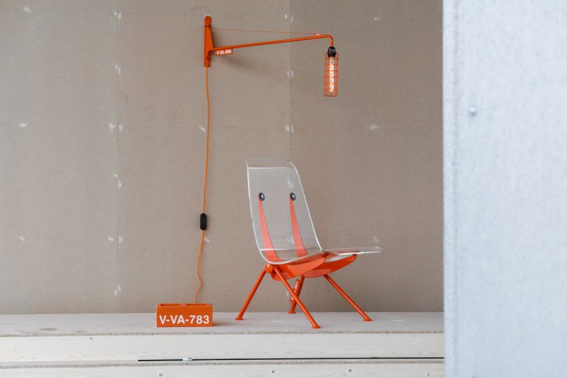 Virgil Abloh Looks to the Future with Classic Vitra Designs