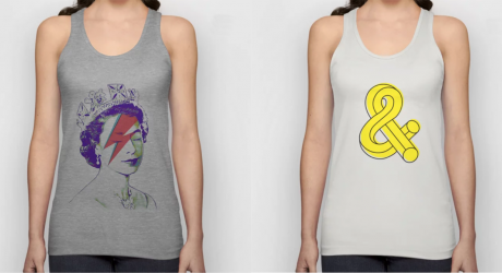 Society6's Unisex Tank Tops Are Here to Keep You Cool