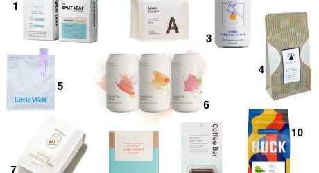 10 Coffee Brands for Design Lovers