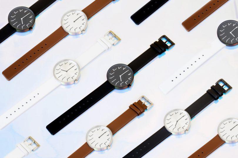 The Anicorn ?Trio of Time? Redundant Watch