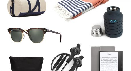 7 Essentials for a Perfect Day at the Beach