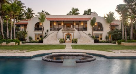 Post Hurricane Maria, Champalimaud Restores a Historic Home in Puerto Rico