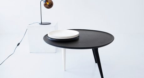 Codependent Is a Table That Melds Design and Psychology
