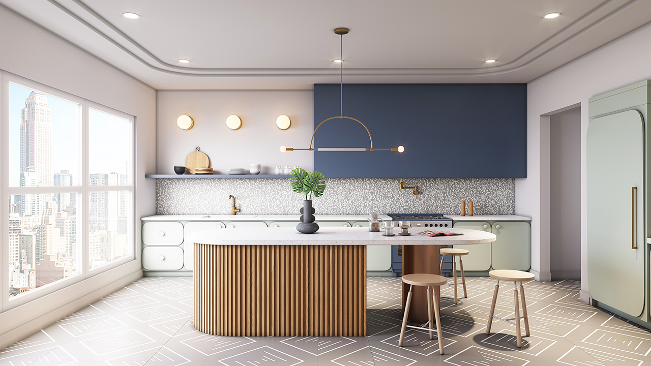 Bobby Berk Teams up with Corian® Design to Create Kitchens for the Fab Five