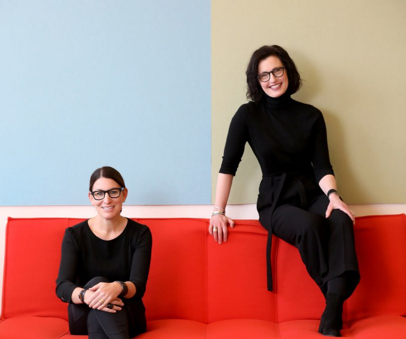 Friday Five with Julie Fisher and Rachel Crowl of fcSTUDIO