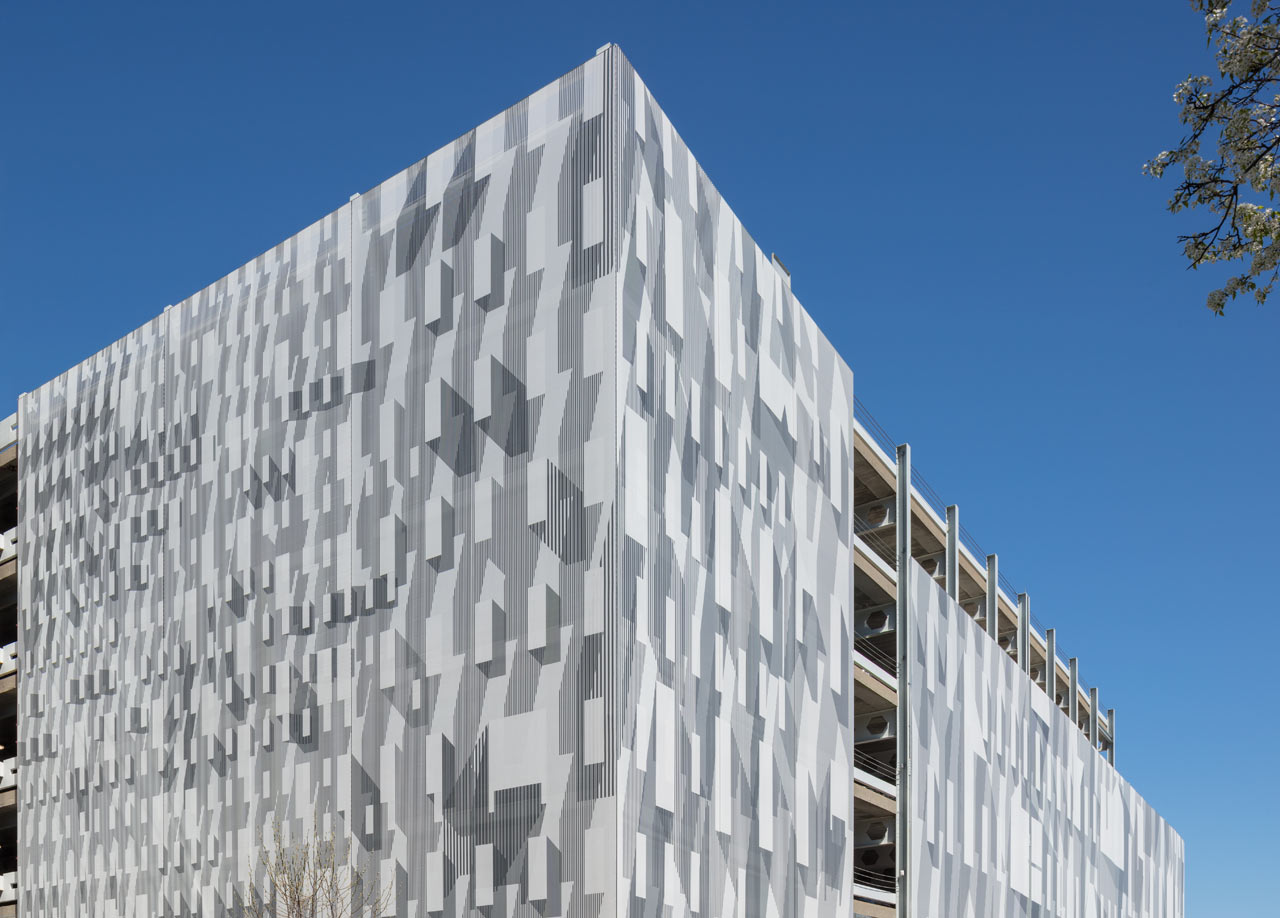 French 2D Covers Kendall Square Garage in a Thoughtful Design