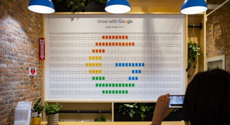 """Grow with Google"" Plants the Seeds of Learning With Analog Design"
