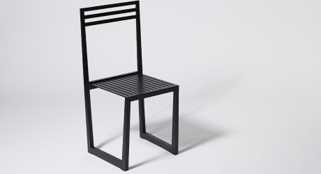 Mµ: A Flexible Wooden Chair