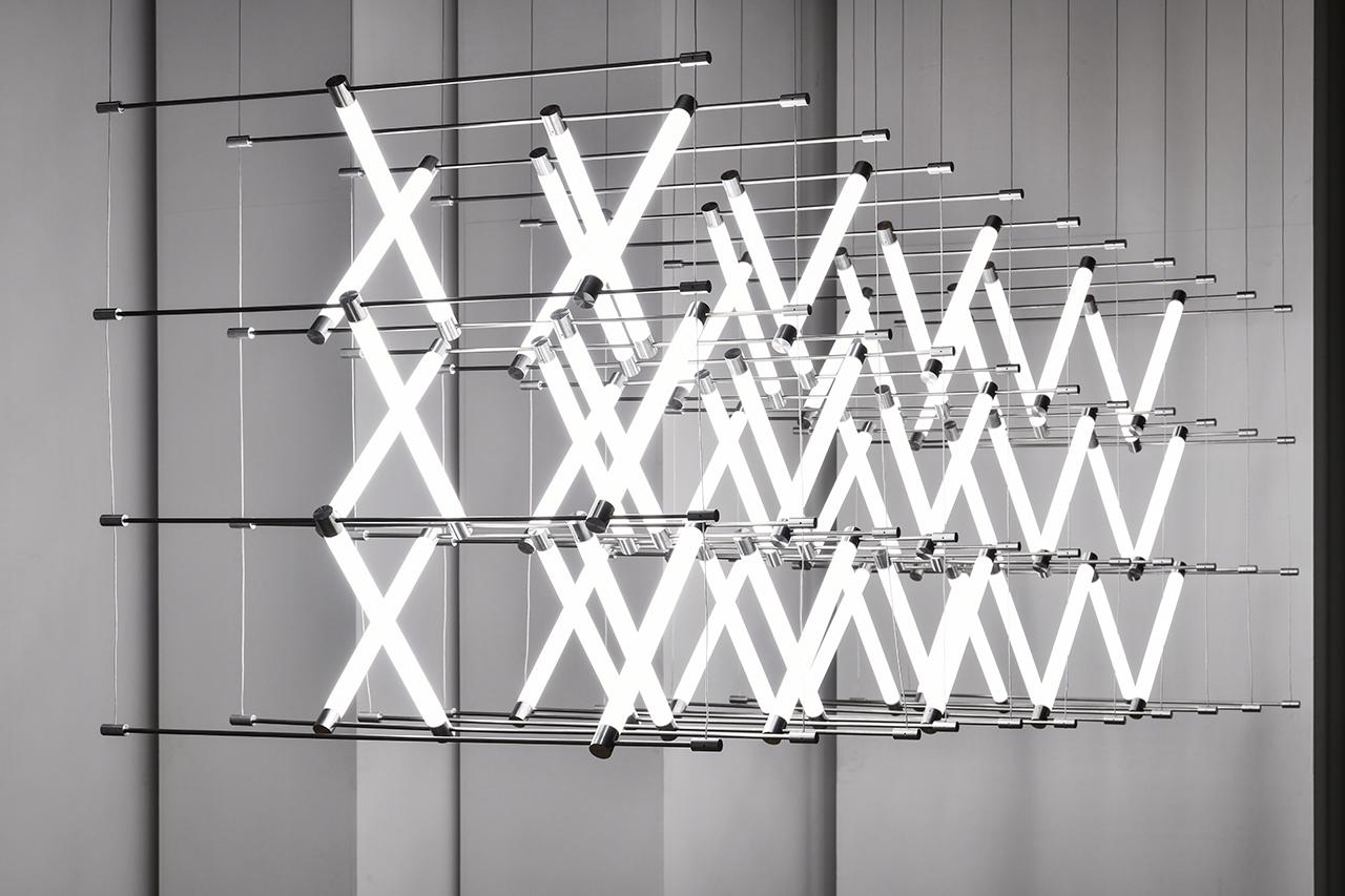 The Modular, Extendable Mazha Lighting System