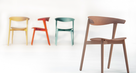 The Nix Chair Unites the Classic With the Avant-Garde
