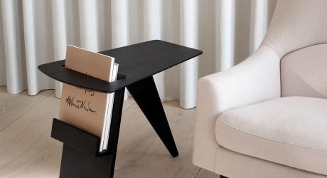Fredericia Launches the Risom Magazine Table
