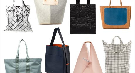 8 Modern Tote Bags You Won't Mind Carrying Around