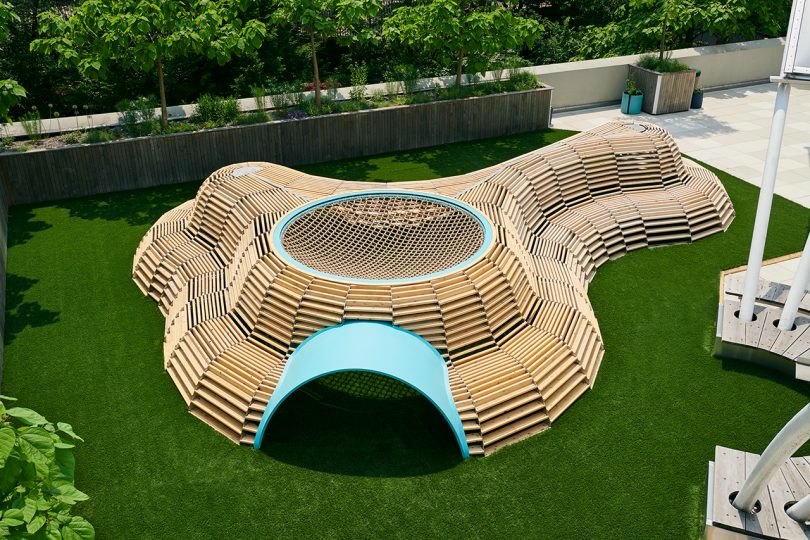 NEST Arrives on the Brooklyn Children's Museum Rooftop