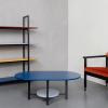 Volk Furniture color blocked