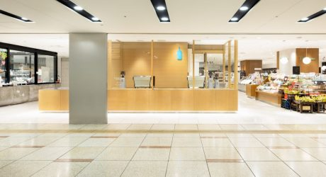 Blue Bottle Coffee Daimaru by Schemata Architects