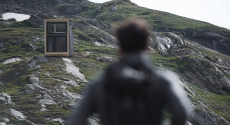 The On Mountain Hut Goes off the Grid with an Alpine Architectural Getaway