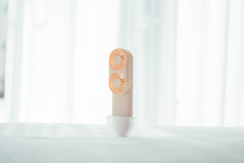 250 Design's Twin Fan Doubles up on Summer Relief