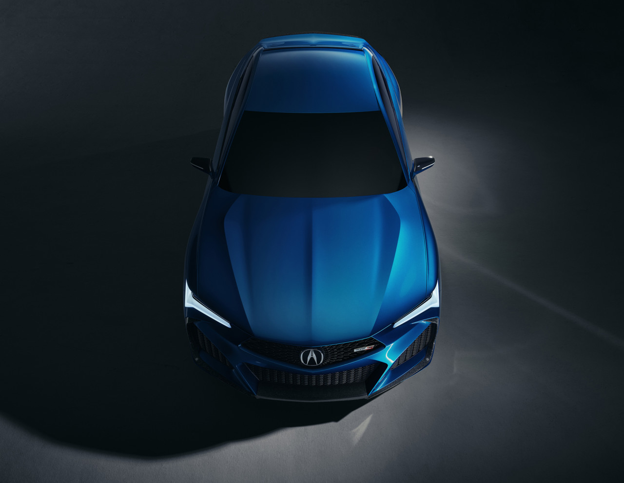 Acura Reveals Type S Concept Debuts at Monterey Car Week