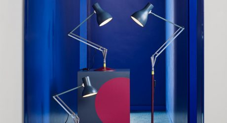 Anglepoise Invites Paul Smith Back for a Fourth Collection