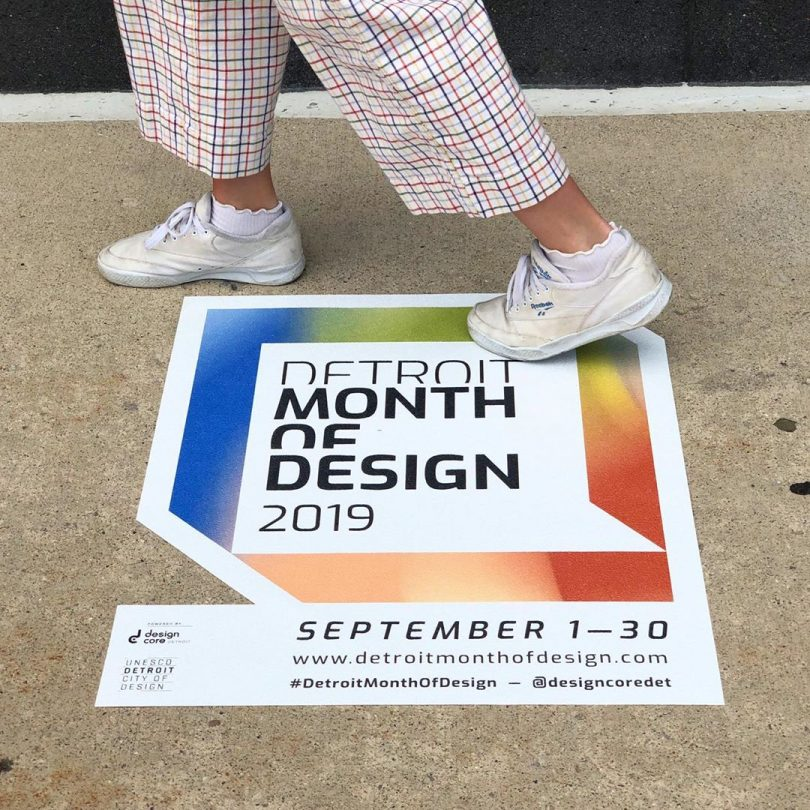 Getting Ready for Detroit's Month of Design: Here's What We're Excited For