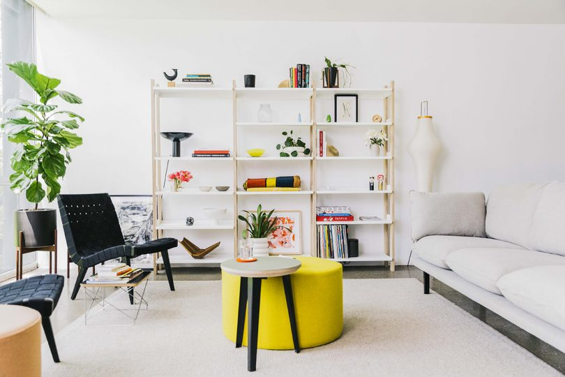 Floyd's Much-Anticipated Modular Shelving Makes Its Arrival